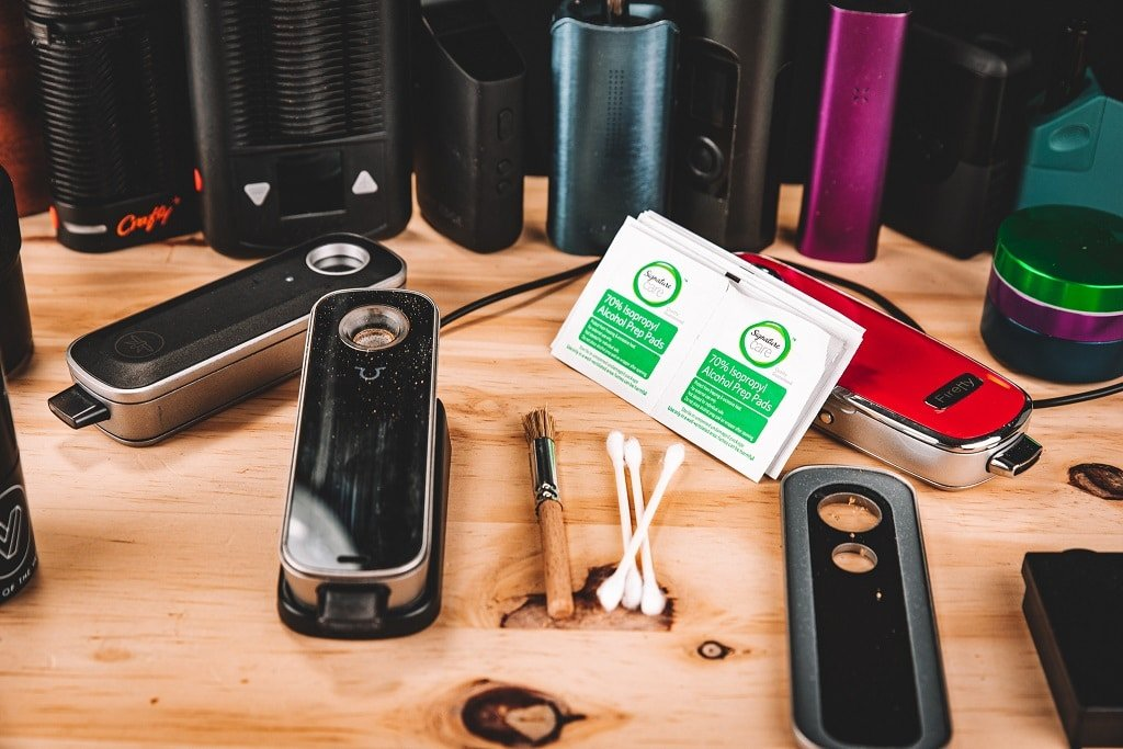 Firefly 2+ Cleaning Supplies