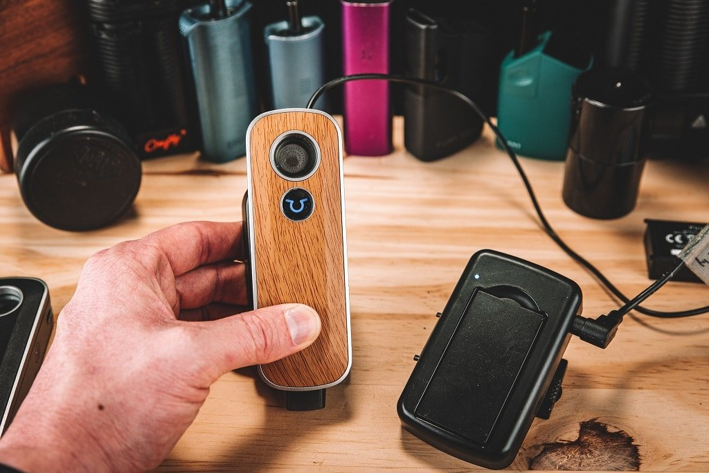 Firefly 2 Plus Charging Options