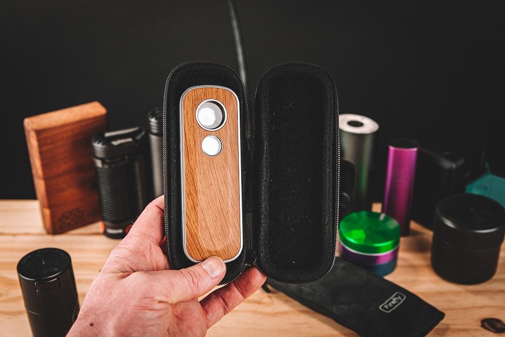 Firefly 2 Storage Case with Zipper