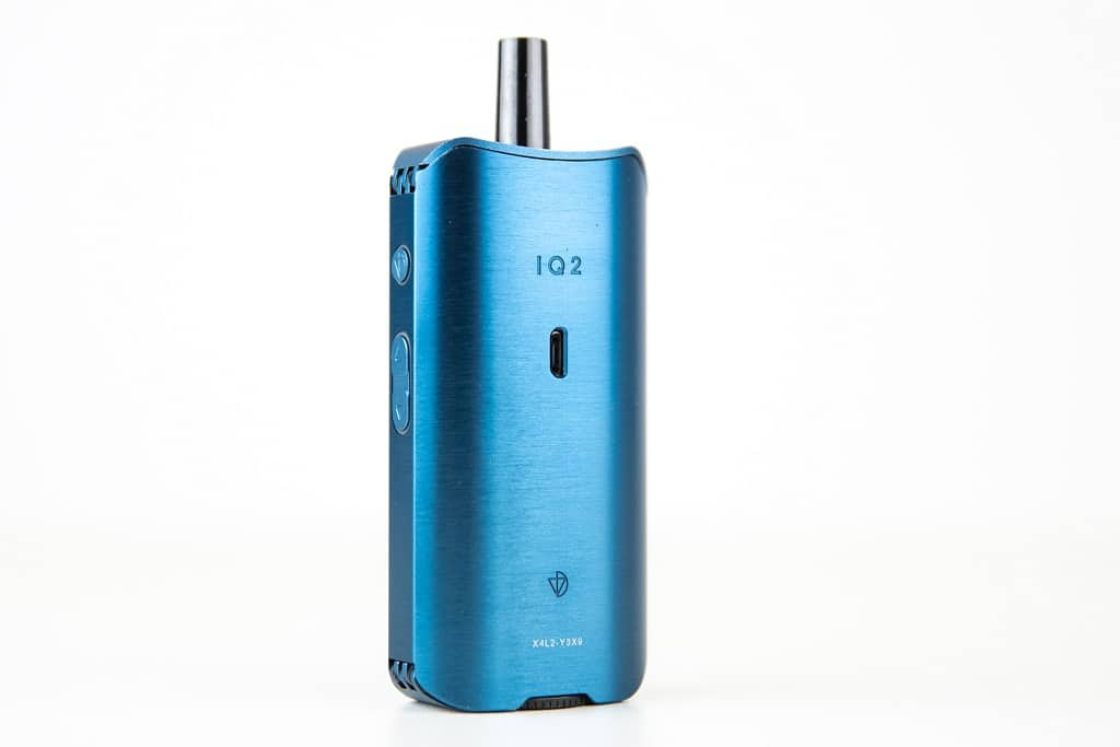 IQ 2 Vaporizer USB Charging Port