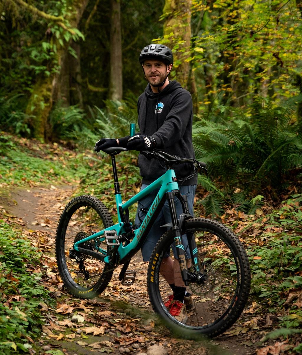 Pax 3 Vaporizer - Mountain Biking