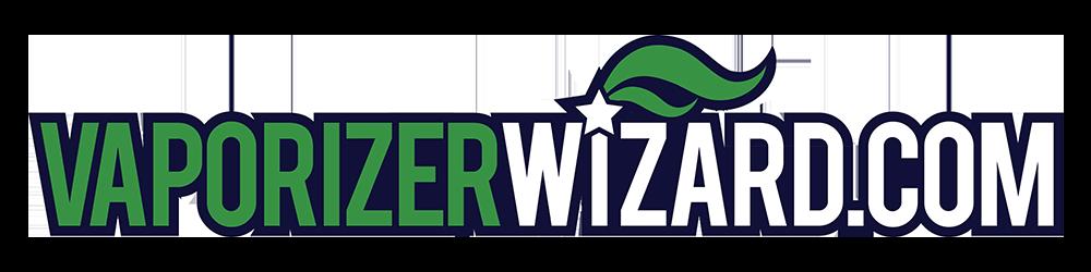 Vaporizer Wizard Banner Logo