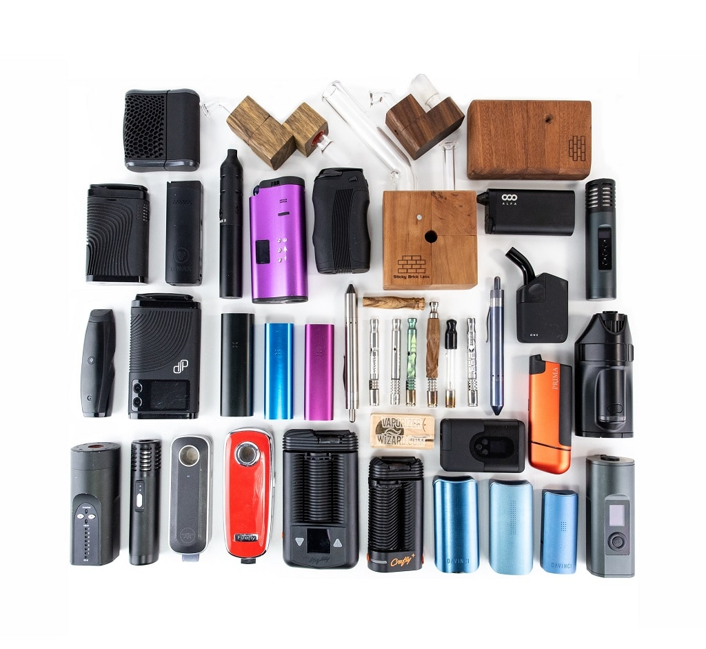 Dry Herb Portable Vaporizers