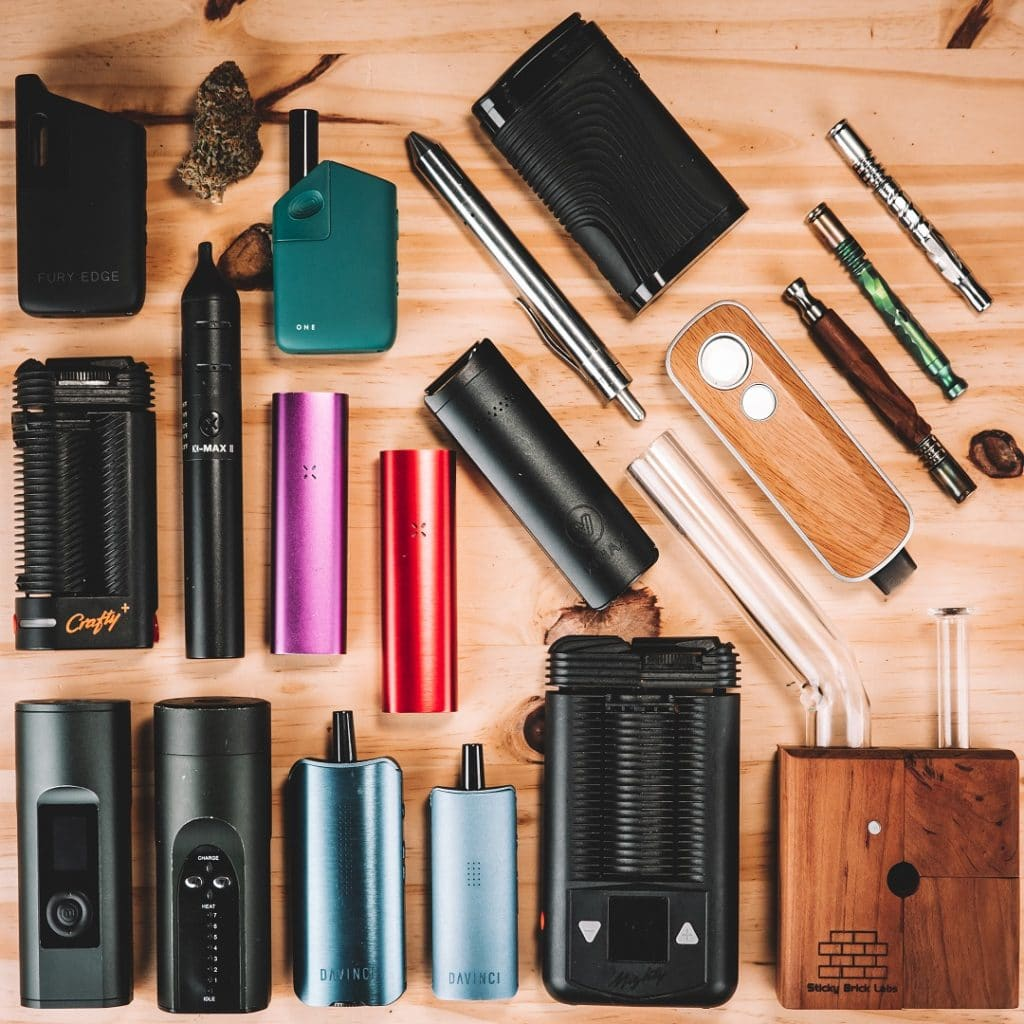 Best Portable Vaporizers 2021 [DRY HERB]