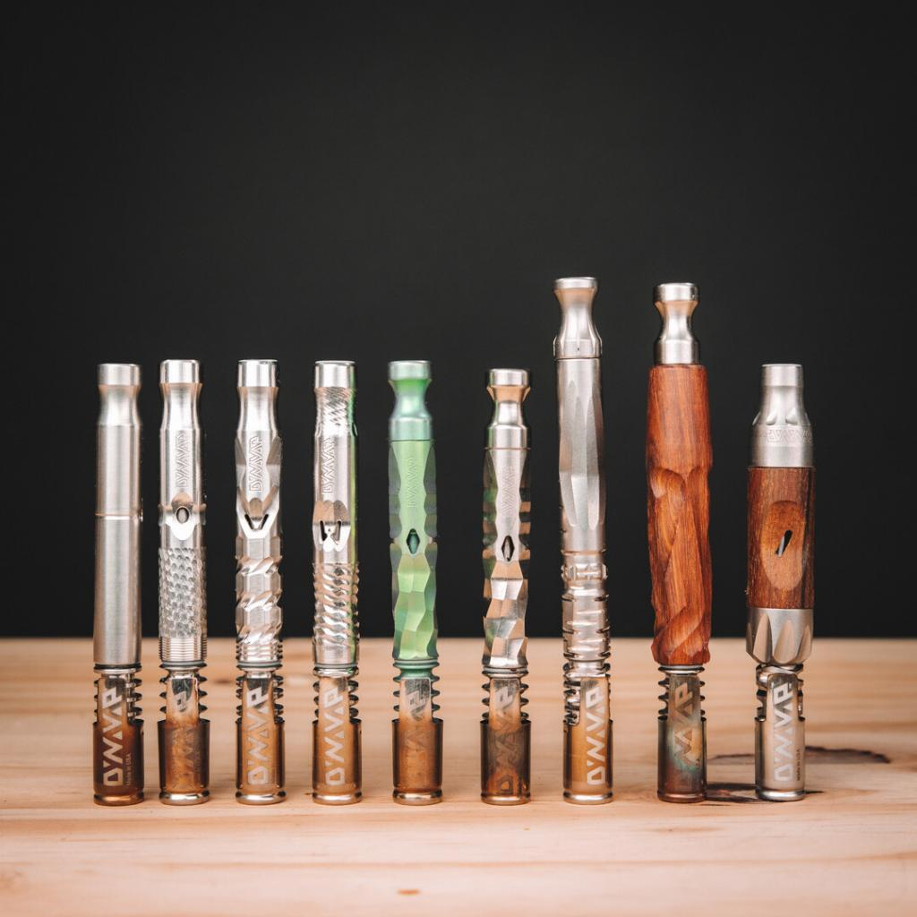 Dynavap Collection Vaporizer Wizard